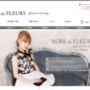 ROBE de FLEURS - ローブドフルール